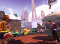 Knockout City is a new multiplayer dodgeball game that is releasing in May