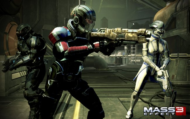 Mass Effect 3 demo dated: Feb 14