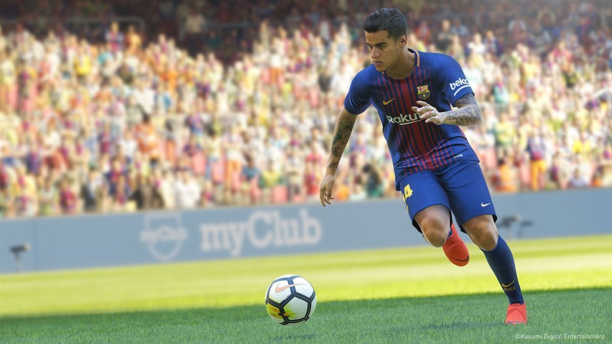 These are the 100 best players in PES 2019 - Pro Evolution Soccer