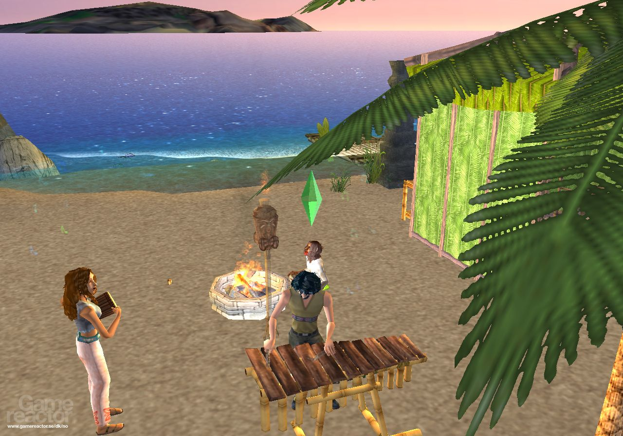 Pictures of The Sims 2: Castaway - Gamereactor UK