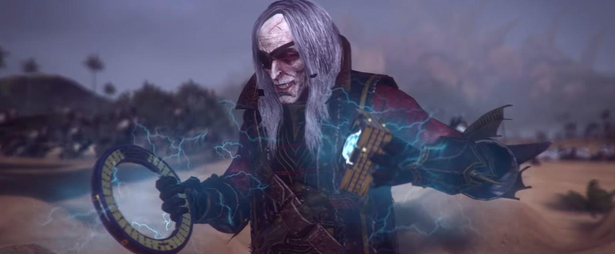 TW: Warhammer II's Curse of the Vampire Coast gets new