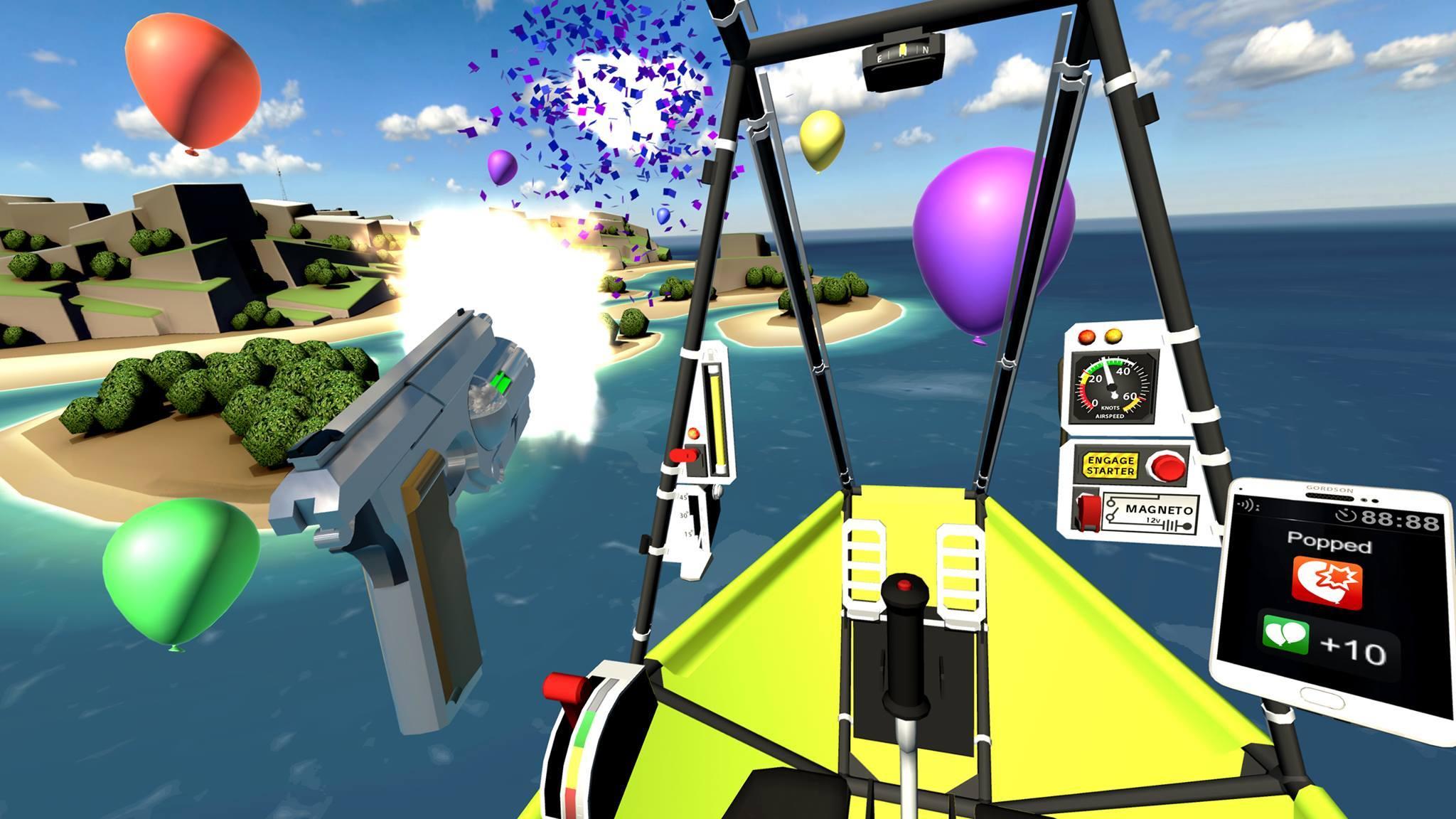 Ultrawings VR headed to PSVR 'soon'