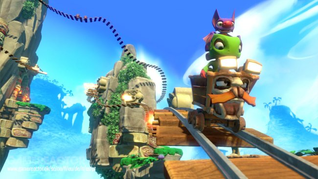Yooka-Laylee Hands-On