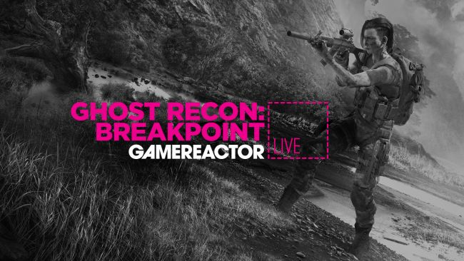 We play co-op Breakpoint on today's stream
