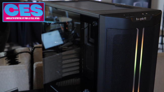 We talk to Be Quiet! about its latest stealthy PC hardware