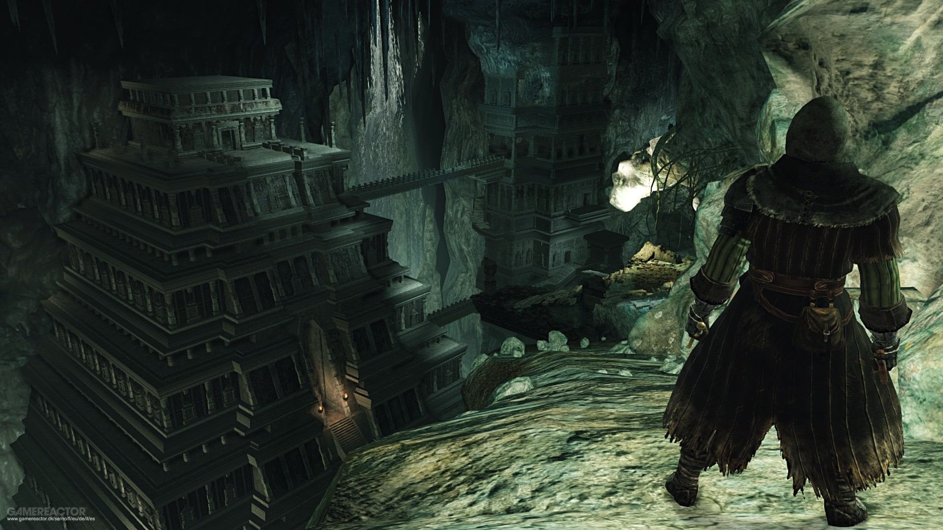 Dark Souls Ii Gets Trilogy Of Dlc