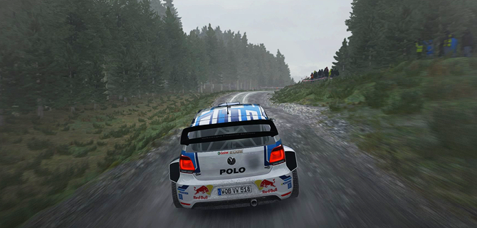 dirt rally on ps4 xbox one review gamereactor. Black Bedroom Furniture Sets. Home Design Ideas