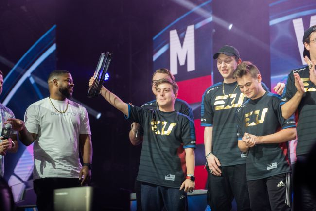 eUnited wins the final Call of Duty World Championships