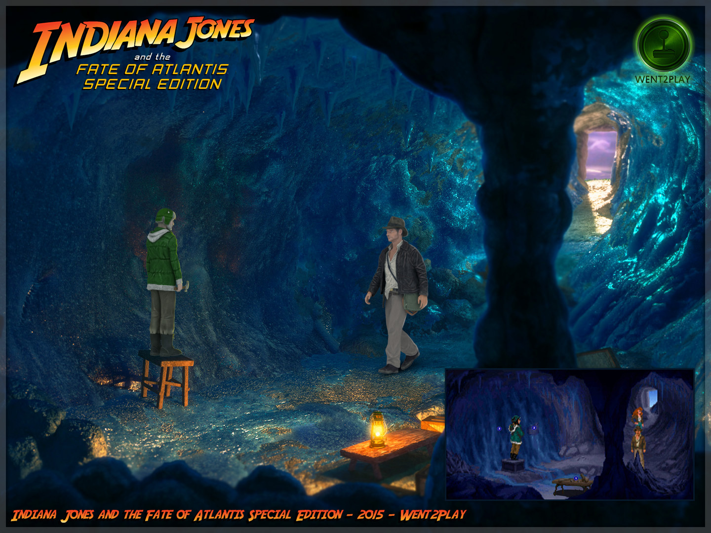 Fan-made Indiana Jones game told to stop development