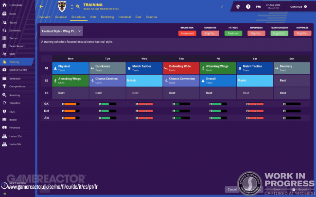 The Bolts, Entellas, VARs, and Dinosaurs of Football Manager 2019