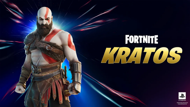 God of War is now in Fortnite