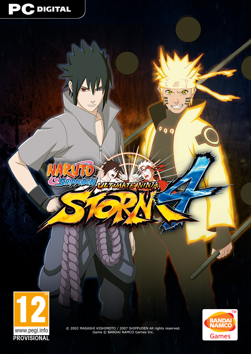Naruto shippuden: ultimate ninja storm 2 | nintendo switch.