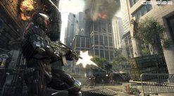 New Crysis 2 screenshots