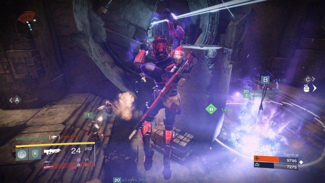 Enter The Crucible: Destiny's PvP