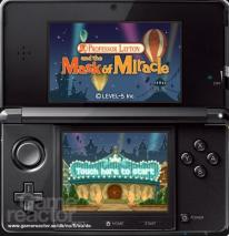 Professor Layton to 3DS