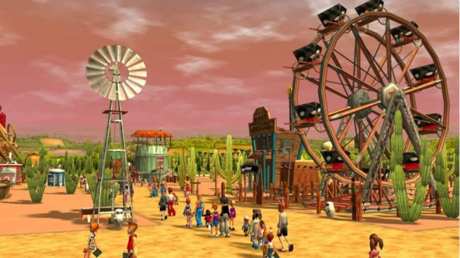 Epic Games Store is now giving away RollerCoaster Tycoon 3: Complete Edition