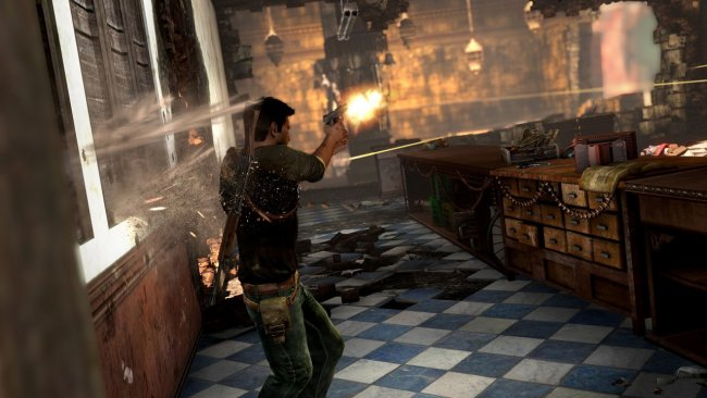 Interview: Naughty Dog on Uncharted 2