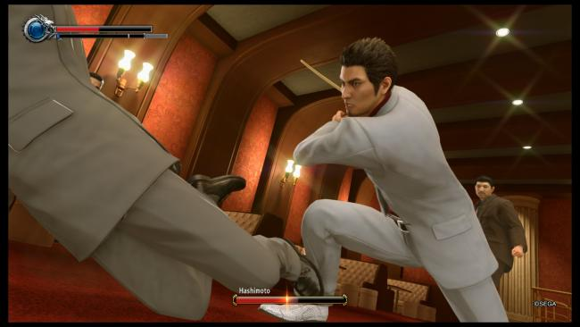 Is Kazuma Kiryu joining Tekken 7 as a guest character?