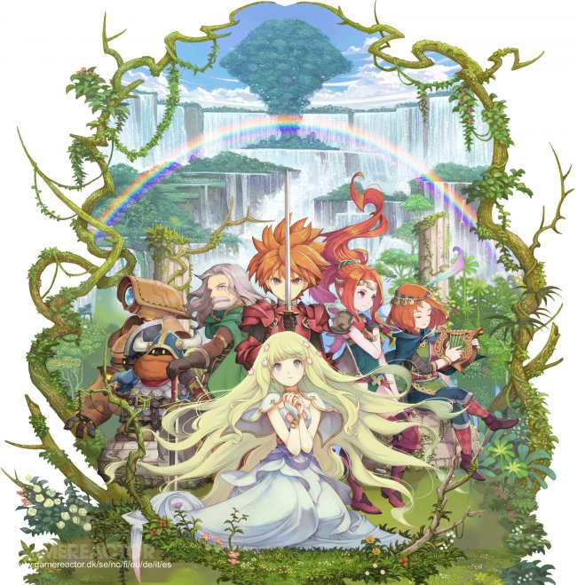 Square-Enix to consider Vita release of Adventures of Mana