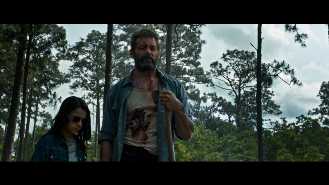 Check out the official trailer for Logan