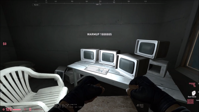 Valve: Counter-Strike Easter egg isn't a Portal announcement