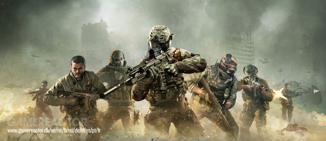 Call of Duty: Mobile - E3 Hands-On