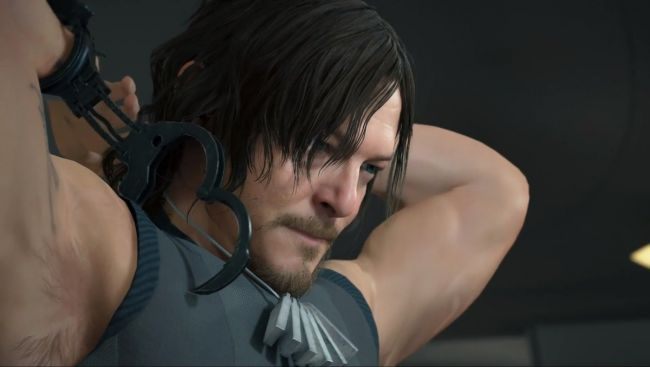 We got to see plenty of Death Stranding at TGS this year