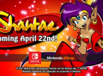The original Shantae is landing on Switch on April 22