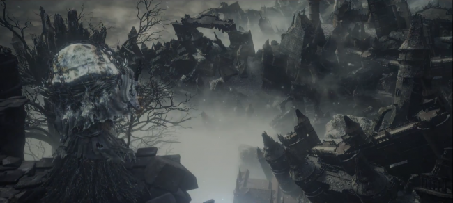 Dark Souls III: The Ringed City revealed