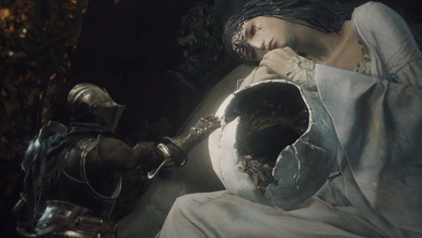 Dark Souls III Ringed City gameplay leaks online