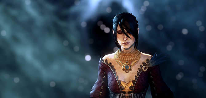 There's a new Dragon Age in the works