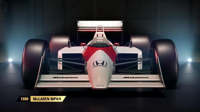 Here's a brand new trailer for F1 2017