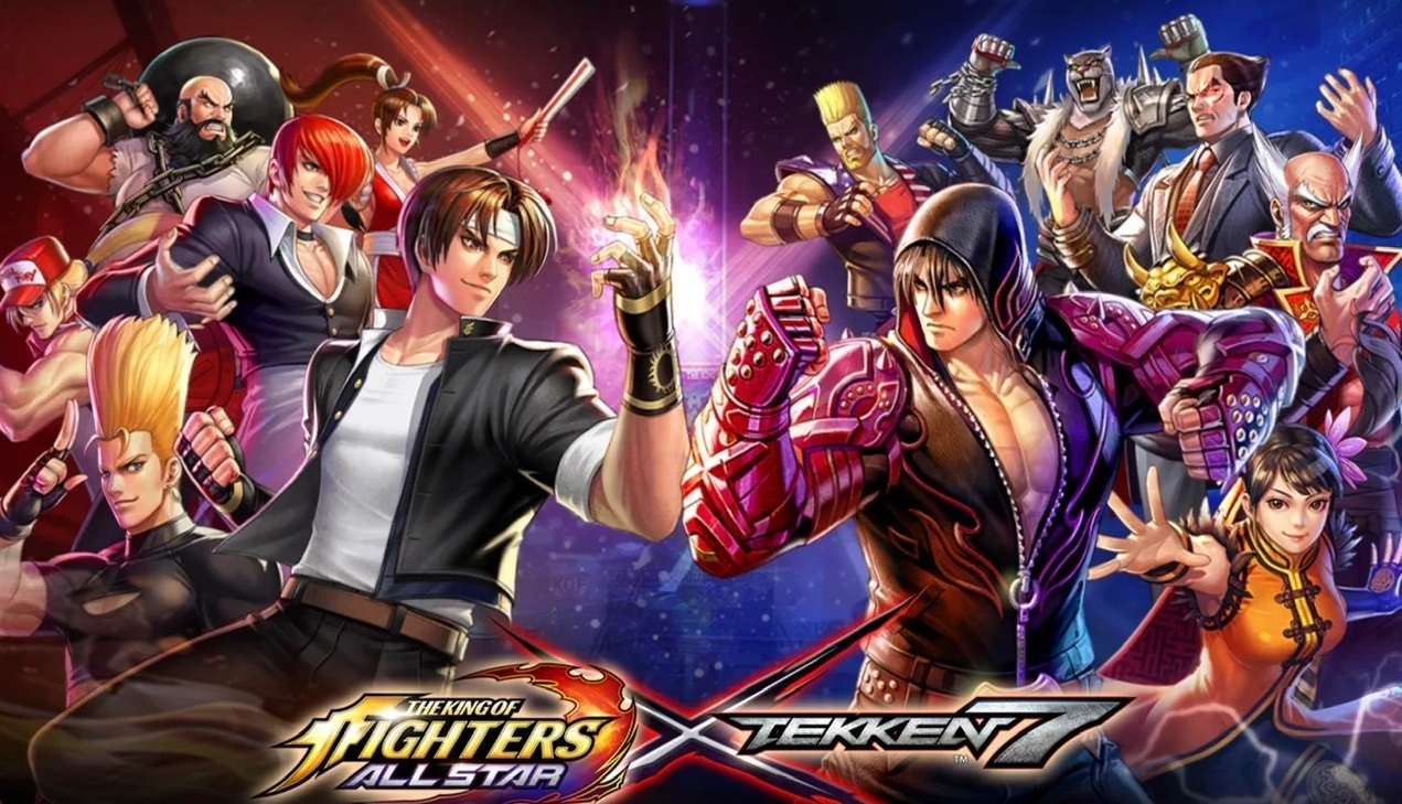 The King Of Fighters And Tekken 7 Cross Paths In Mobile Rpg The