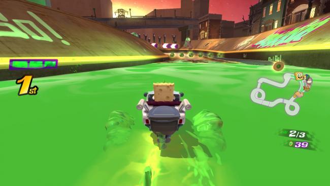 Nickelodeon Kart Racers Review - Gamereactor