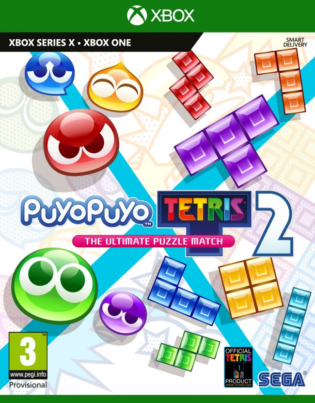 Sega shows Skill Battle mode in Puyo Puyo Tetris 2