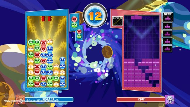 Puyo Puyo Tetris 2's latest update adds four new characters and cross-generation multiplayer on PlayStation consoles