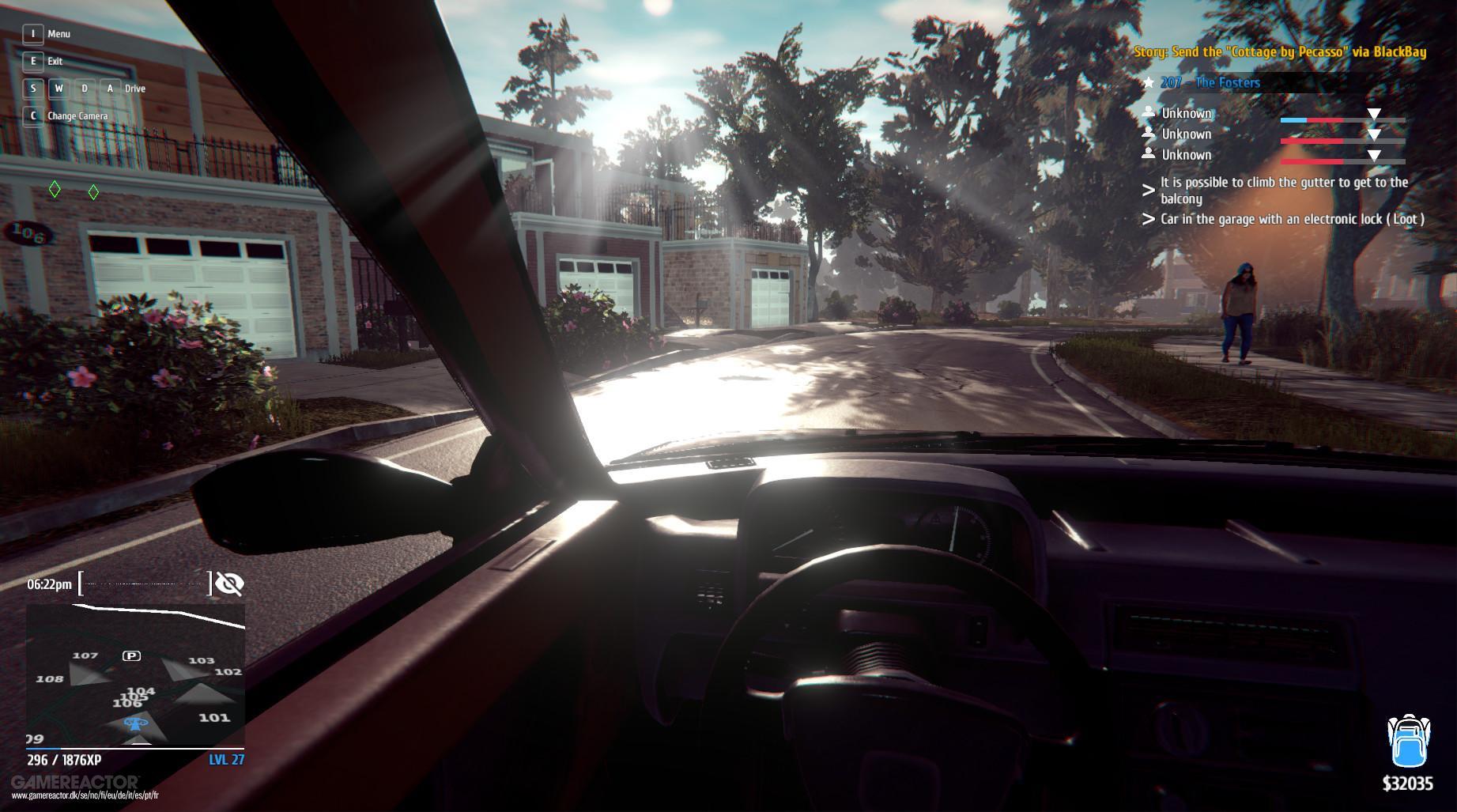 Thief Simulator Review - Gamereactor