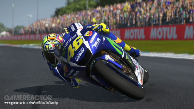 Valentino Rossi: The Game Review - Gamereactor UK