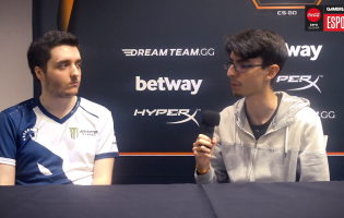 Check out all our interviews from Faceit Major's Challenger Stage