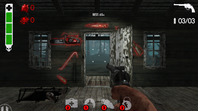 Evil Dead: Endless Nightmare is now available for iOS