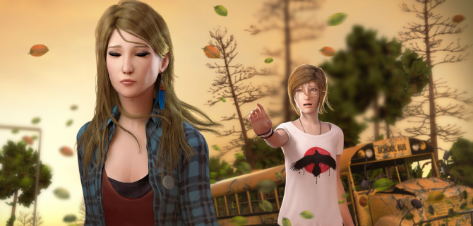 Life is Strange: Before the Storm - Farewell
