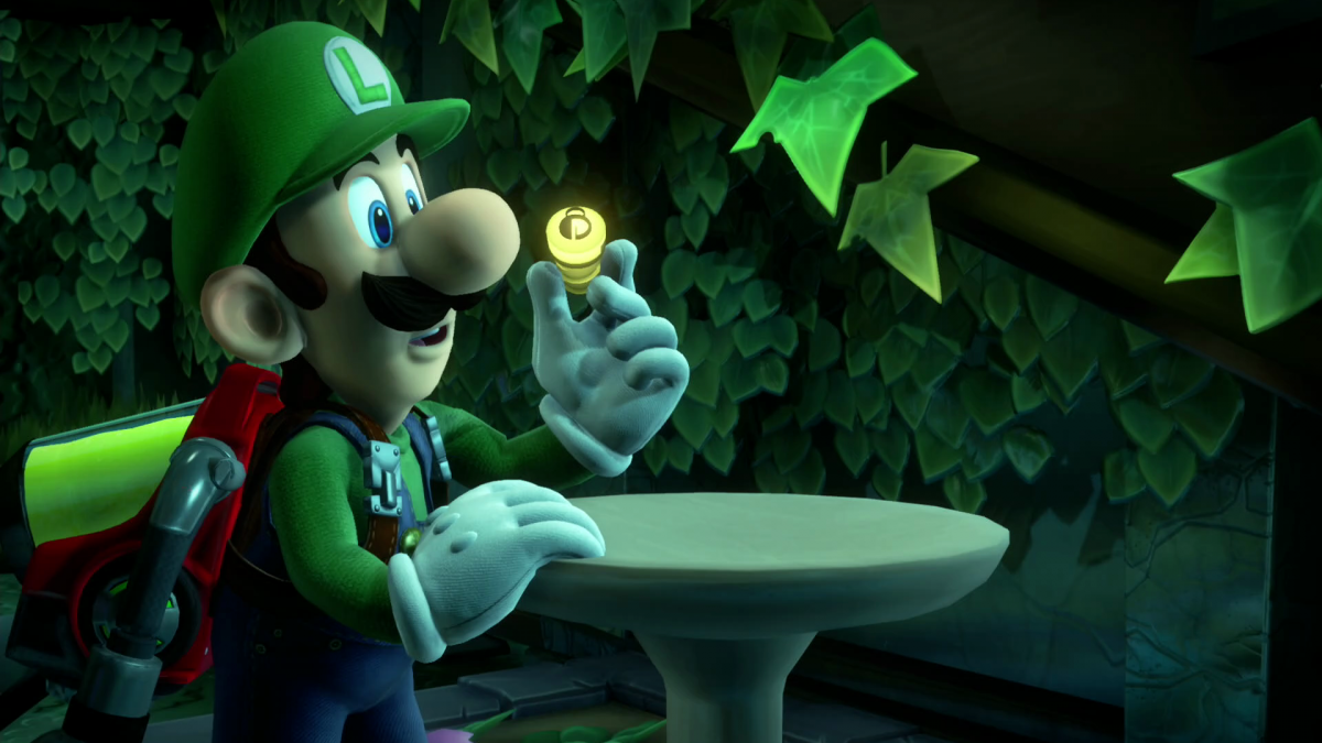 Luigi S Mansion 3 Seventh Floor Preview Preview Gamereactor