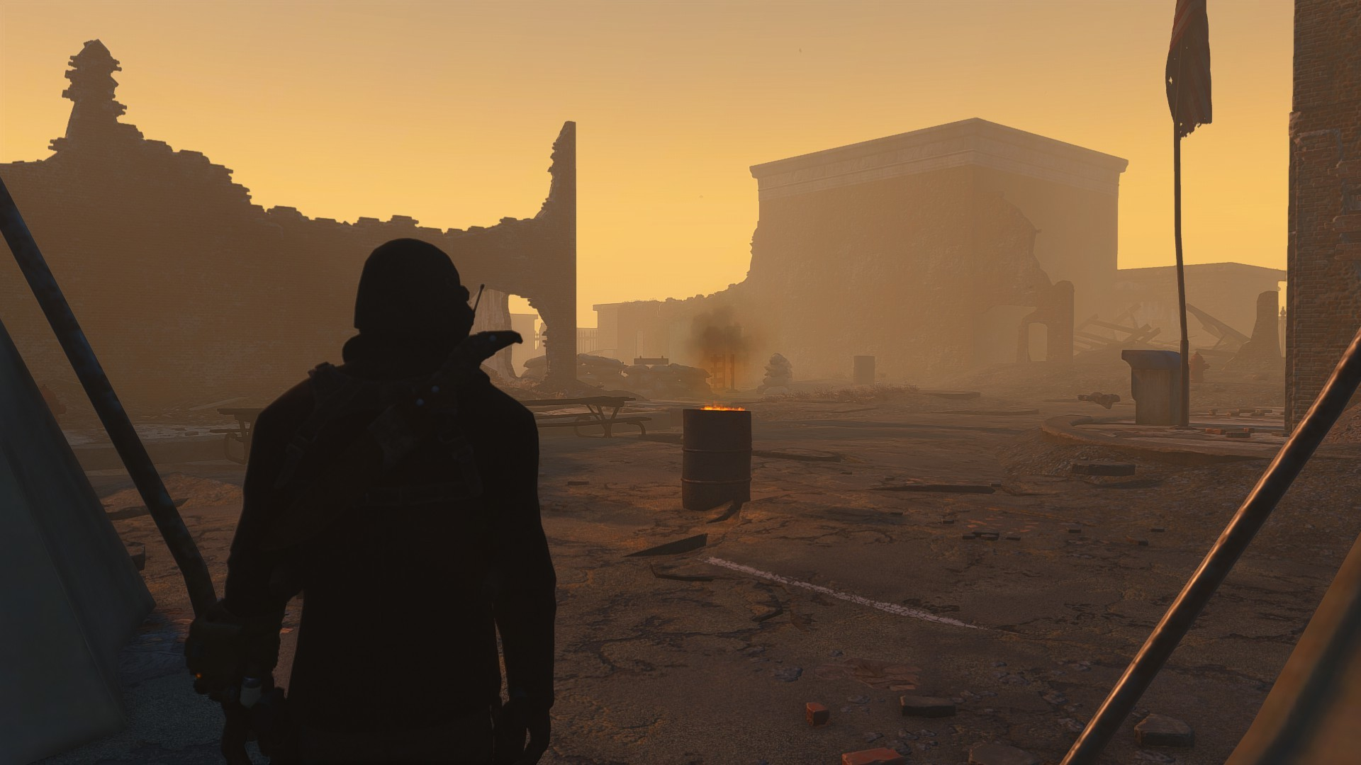 Pictures of A modder is creating the Fallout: New Vegas map ...
