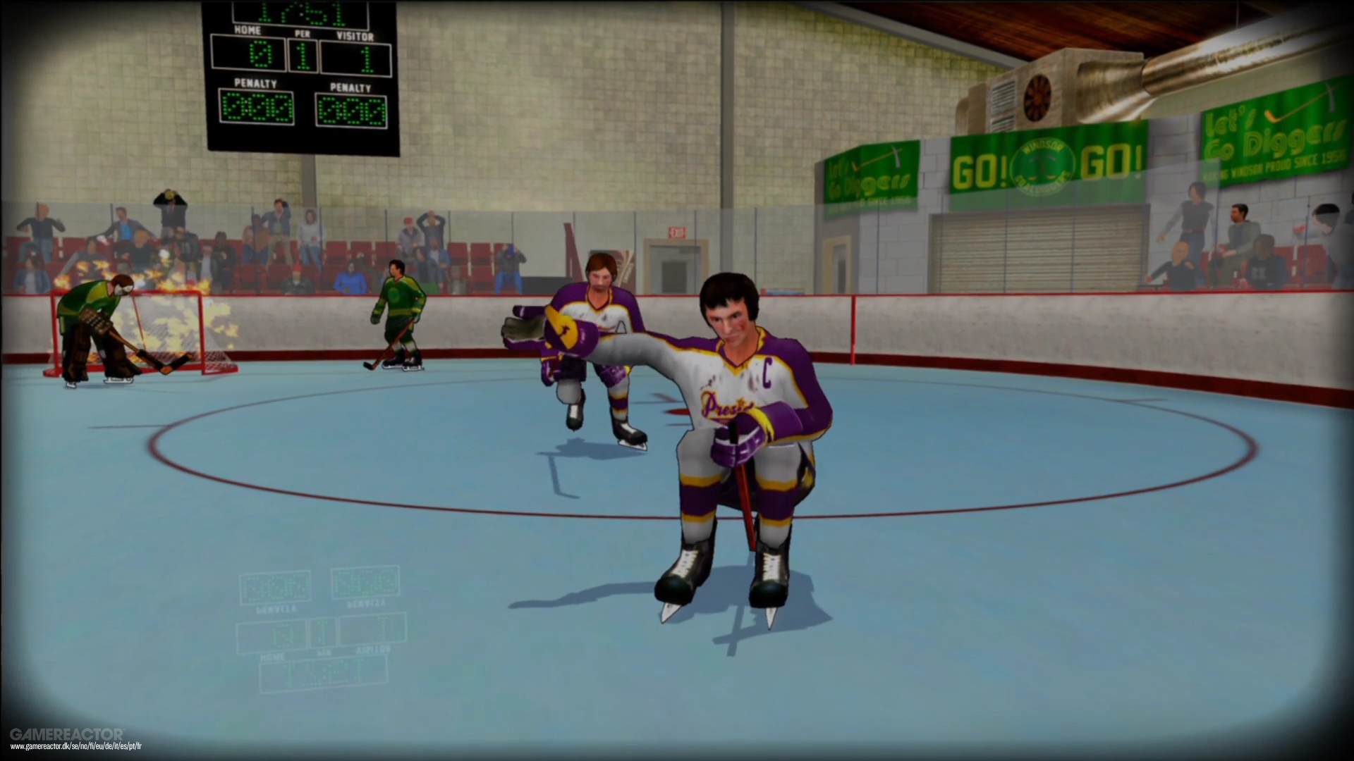 Pictures Of Old Time Hockey Announced For Pc Ps4 And Xbox One 7 7