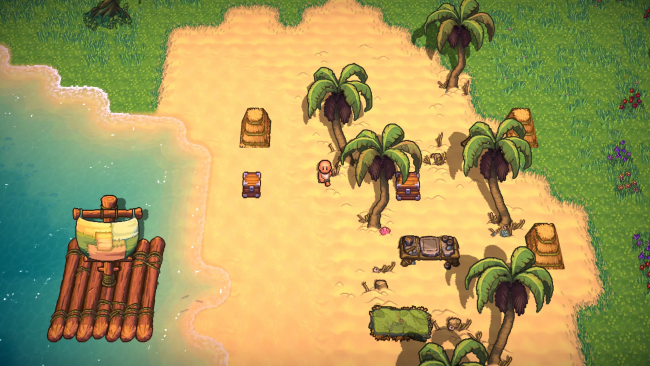 The Escapists universe expands with The Survivalists