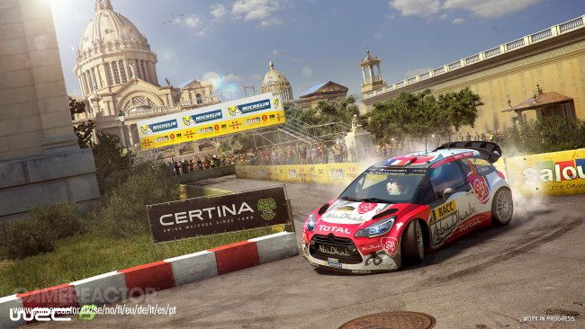 WRC 6 officially unveiled