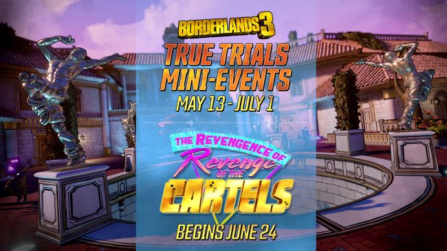Borderlands 3 starts its True Trials mini-event today