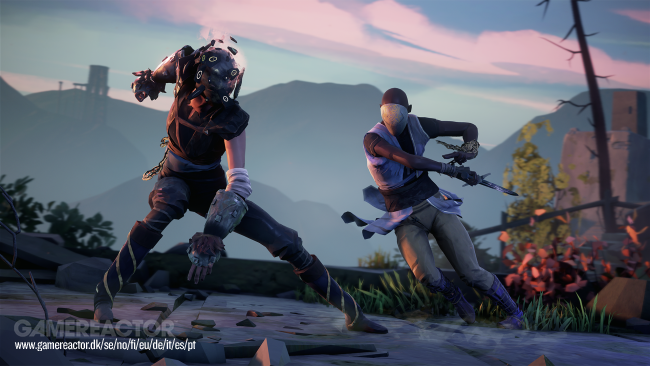 Absolver's new trailer details multiplayer
