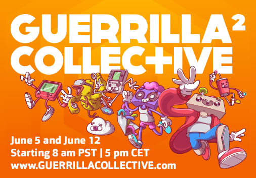 Guerrilla Collective Indie Showcase returns this June