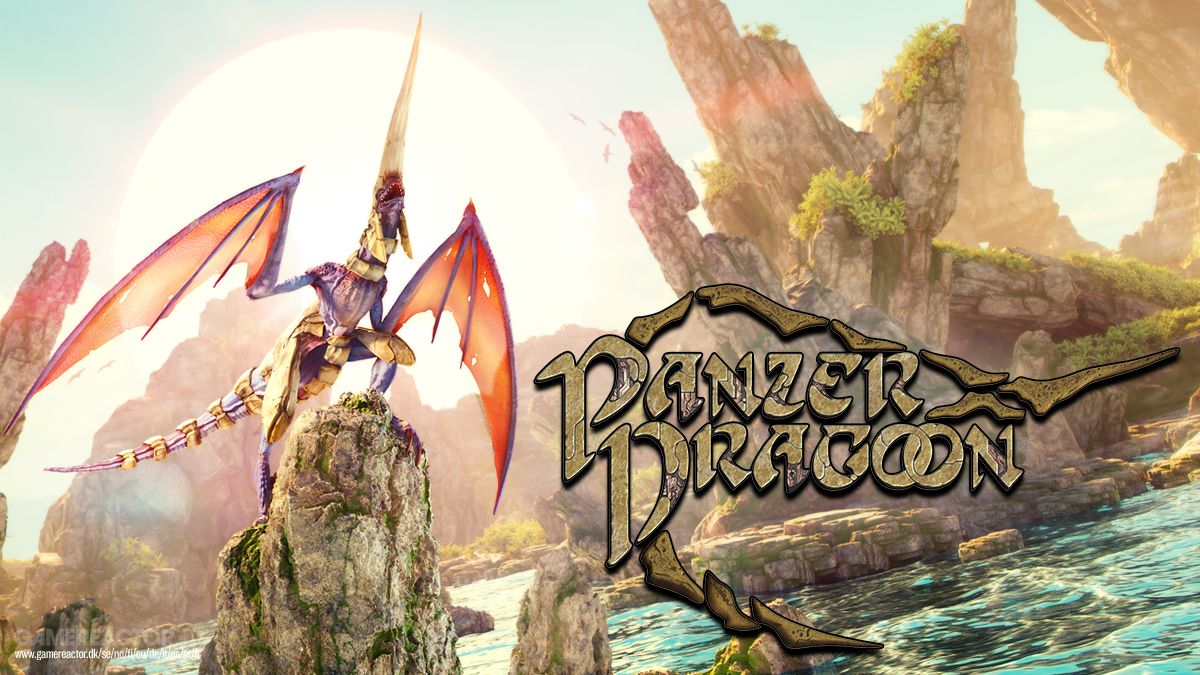 Pictures Of Panzer Dragoon Remake Unleashes Its Dragon Rage On